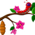 desenho · animado · verme · arte · retro · desenho · bonitinho - foto stock © jawa123