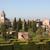 表示 · 庭園 · アルハンブラ宮殿 · スペイン · ヴィラ · 宮殿 - ストックフォト © jeayesy