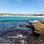 praia · Sydney · Austrália · ver · cidade · edifícios - foto stock © jeayesy