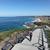 newcastle coastal walkway stock photo © jeayesy
