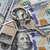 usd · 100 · moeda · notas · Estados · Unidos · américa - foto stock © jeayesy