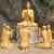 Buda · portre · dev · kafa · Tayland · ibadet - stok fotoğraf © jeayesy