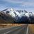 snelweg · New · Zealand · perspectief · weg · snelweg · meer - stockfoto © jeayesy