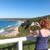 赤毛 · ビーチ · ニューカッスル · オーストラリア · 南 · 人気のある - ストックフォト © jeayesy