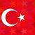 Törökország · zászló · szokatlan · piros · négyzetek · terv - stock fotó © jeksongraphics