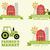 organikus · gazdálkodás · természetes · termékek · iránytű · tű - stock fotó © jeksongraphics