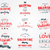 vector photo overlays hand drawn lettering collection inspirational quote valentine day labels se stock photo © jeksongraphics