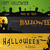 drie · halloween · banners · groene · donkere · oranje - stockfoto © jeksongraphics