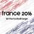 Fransa · bayrak · ikon · yalıtılmış · beyaz · dünya - stok fotoğraf © jeksongraphics