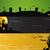 três · halloween · paisagem · banners · verde · escuro - foto stock © jeksongraphics