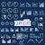 セット · アイコン · スタイル · データ · 分析 · 情報 - ストックフォト © jeksongraphics