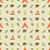 camping elements pattern seamless wallpaper design equipment for background print adventure or ge stock photo © jeksongraphics