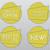 ベスト · コレクション · 黄色 · ベクトル · アイコン · ボタン - ストックフォト © jeksongraphics