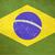 Бразилия · Гранж · флаг · стиль · Футбол · синий - Сток-фото © jelen80