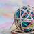 elastic band ball stock photo © jfjacobsz