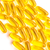 yellow gel pills on white stock photo © jfjacobsz