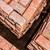 Bricks stacked in Squares stock photo © JFJacobsz