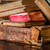 old books on a book shelf stock photo © jfjacobsz