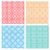 Seamless geometric line pattern in Asian style stock photo © jiaking1