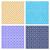 set of seamless brick pattern in mosaic style stock photo © jiaking1