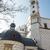 güzel · saat · kule · kapı · sömürge - stok fotoğraf © jirivondrous