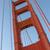 Golden · Gate · Bridge · vagues · San · Francisco · ciel · eau · route - photo stock © jirivondrous