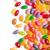 границе · белый · фрукты · группа · цветами - Сток-фото © jirkaejc