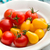 colorful tomatoes in bowl stock photo © jirkaejc