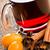 Кубок · красный · чай · тростник · сахар · корицей - Сток-фото © jirkaejc