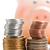 U.S. coins and piggy bank stock photo © jirkaejc