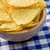 nachos · chips · tazón · caliente · rápido · mexicano - foto stock © jirkaejc