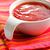 barbecue sauce in ceramic bowl stock photo © jirkaejc