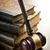judge gavel with old books stock photo © jirkaejc
