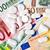 pillen · euro · bankbiljetten · business · gezondheid · geneeskunde - stockfoto © jirkaejc