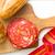 szeletel · chorizo · szalámi · vágódeszka · étel · hús - stock fotó © jirkaejc