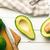 üst · görmek · gıda · arka · plan · yeşil · yeme - stok fotoğraf © jirkaejc