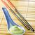 groene · wasabi · keramische · lepel · voedsel · gezondheid - stockfoto © jirkaejc