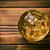 cam · viski · buz · yalıtılmış · beyaz · arka · plan - stok fotoğraf © jirkaejc