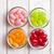 стекла · чаши · фрукты · группа · цвета - Сток-фото © jirkaejc