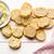 bruschetta · gyógynövény · vaj · felső · kilátás · étel - stock fotó © jirkaejc