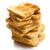 witte · geroosterd · brood · diner · ontbijt - stockfoto © jirkaejc