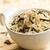 wild rice in ceramic bowl stock photo © jirkaejc