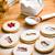 Noel · kurabiye · glasaj · şekeri · domuz · tahta - stok fotoğraf © jirkaejc