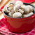 fresco · botão · cogumelos · praça · tigela - foto stock © jirkaejc