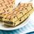 słodkie · deser · biały · drewniany · stół · żywności · ciasto - zdjęcia stock © jirkaejc