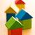 edifícios · fora · brinquedo · blocos · de · construção - foto stock © jirkaejc