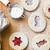 Noel · kurabiye · glasaj · şekeri · üst · görmek - stok fotoğraf © jirkaejc