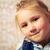 portré · kislány · retro · szemek · haj · vicces - stock fotó © jirkaejc