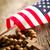 флаг · американский · флаг · ветер · звезды · звездой - Сток-фото © jirkaejc