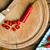 頂部 · 視圖 · 紅色 · 熱 · 辣椒 · 切碎 - 商業照片 © jirkaejc